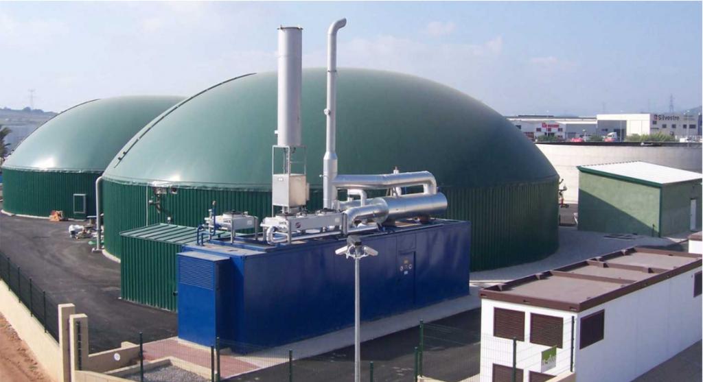 que es el biogas y como se produce